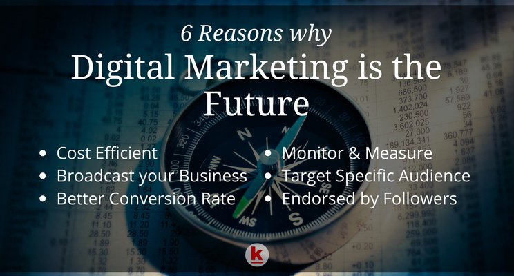 Do you Know why Digital Marketing is the Future?