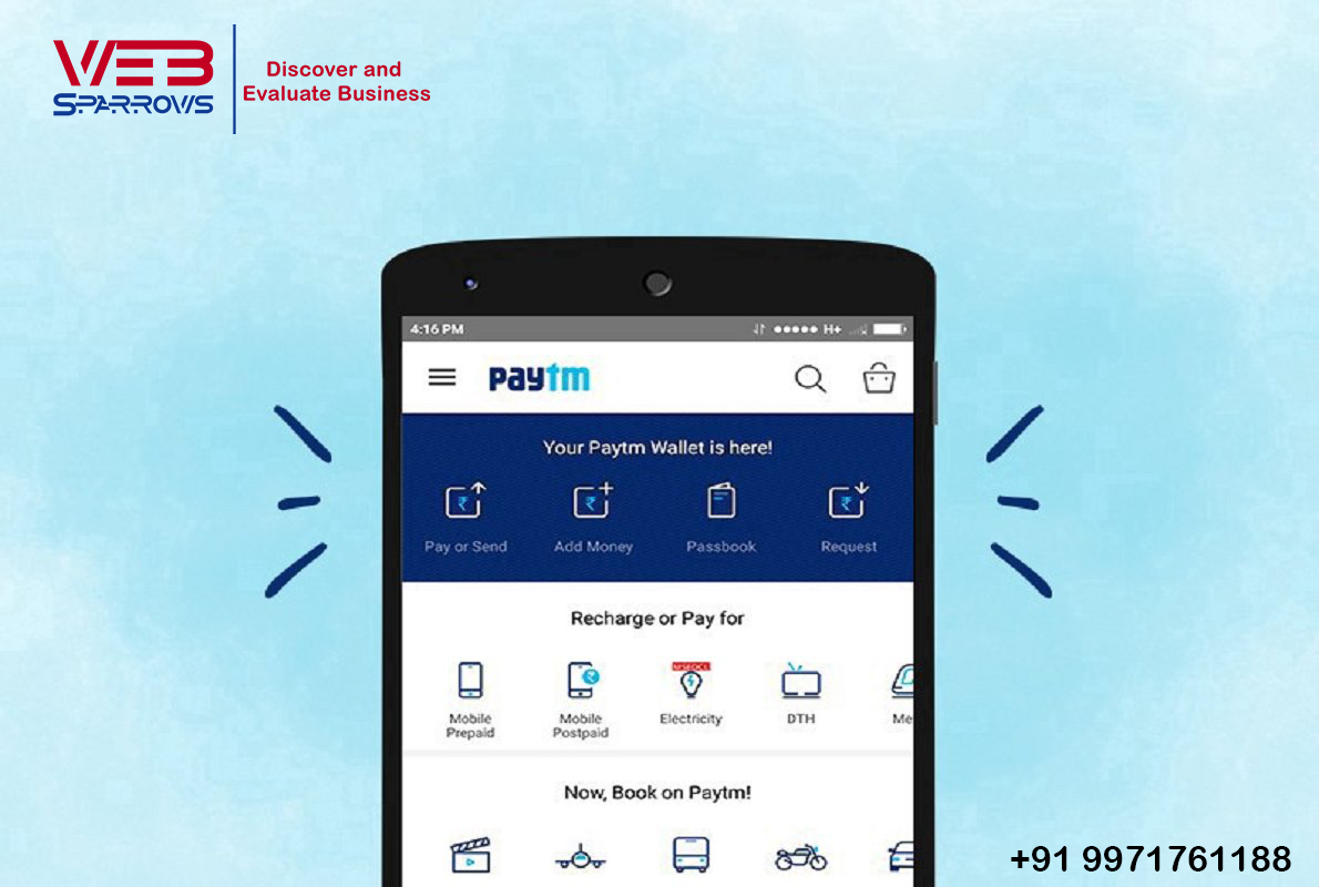Paytm crosses 100 million Downloads on Google Play Store