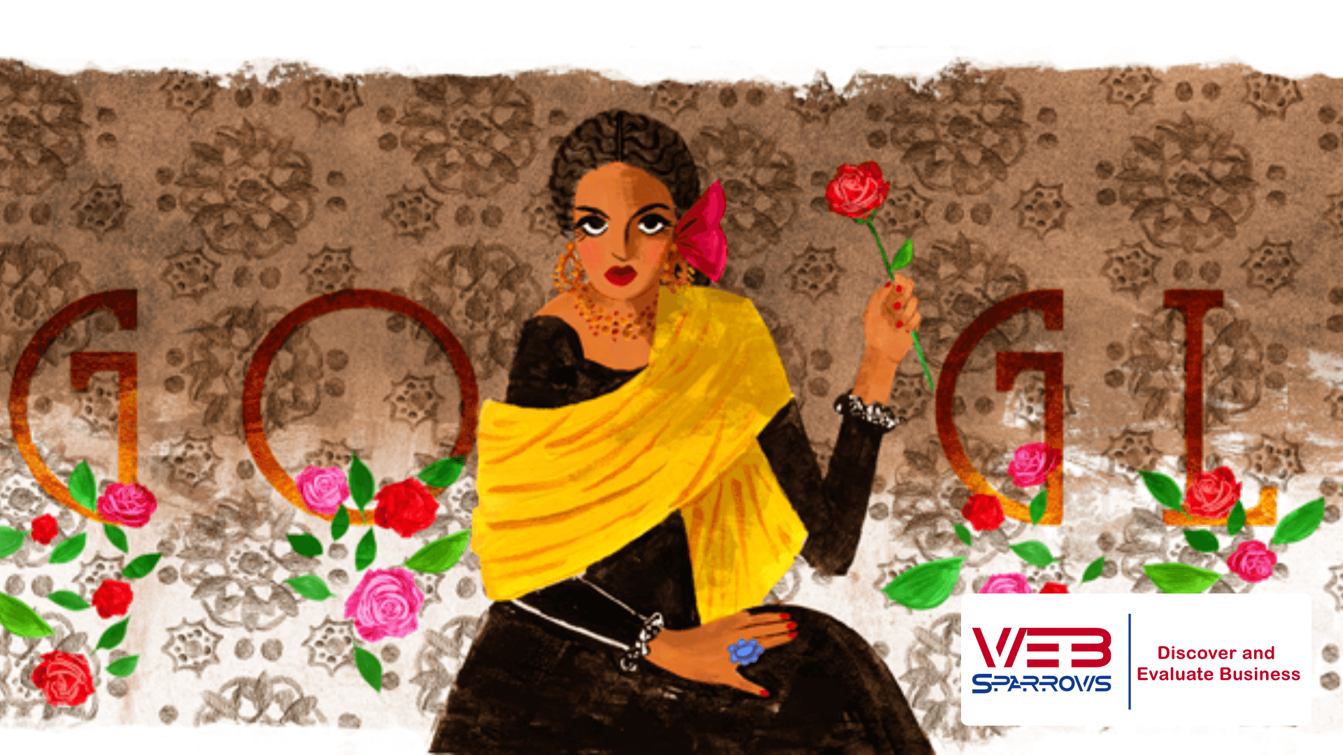 Katy Jurado Google Doodle Marks 94th Birthday Of Film Star From The Golden Age Of Mexican Cinema