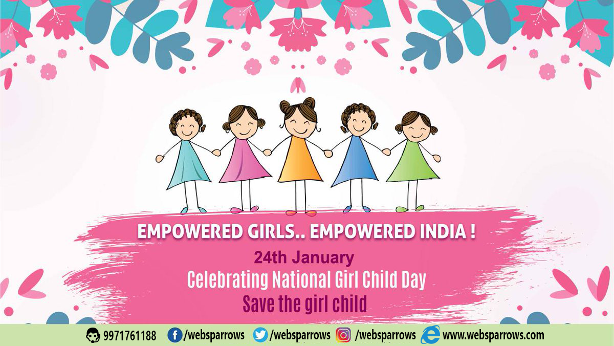 WHY NATIONAL GIRL CHILD DAY IS CELEBRATED