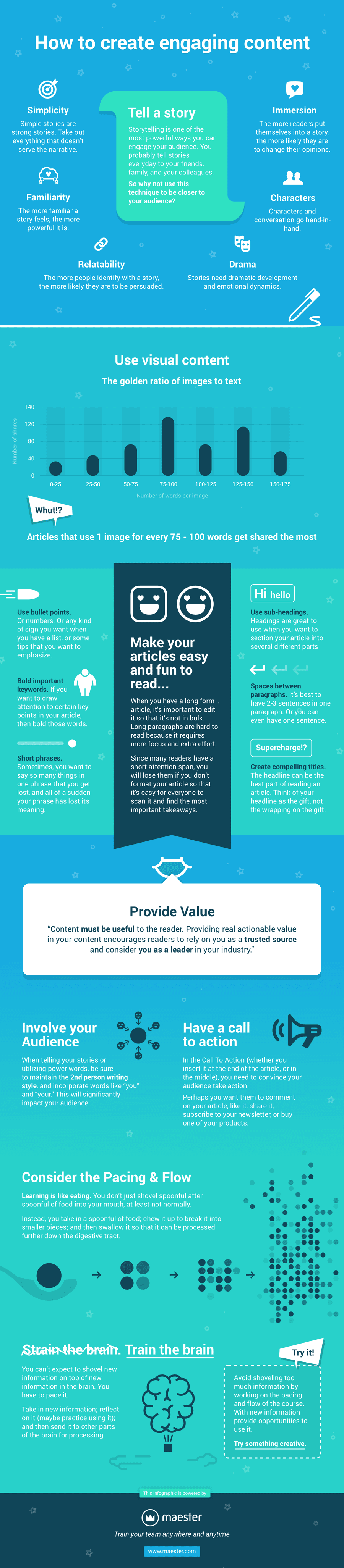 How to Create Engaging Content